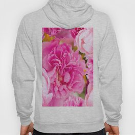 Large Pink Peony Flowers #decor #society6 #buyart Hoody