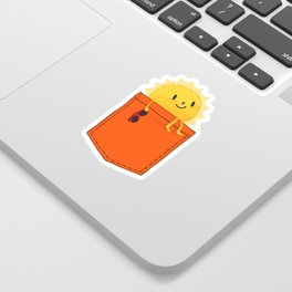 Pocketful of sunshine Sticker