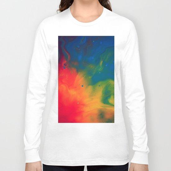 Splash Long Sleeve T-shirt