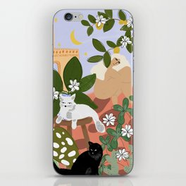 Summer in Paradise iPhone Skin