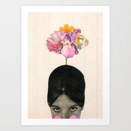 Polly Art Print