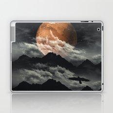 Spaces III - Mars above mountains Laptop & iPad Skin