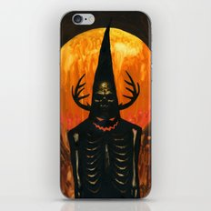 Autumn Acolyte iPhone & iPod Skin
