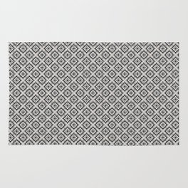 Decorative Abstract Pattern Rug