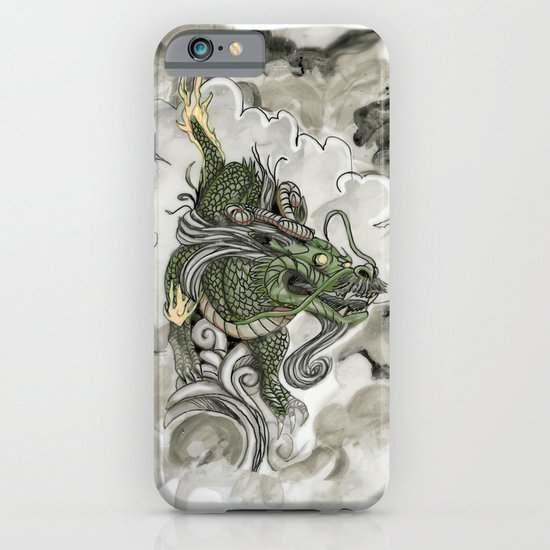 Dragon of The Mist iPhone & iPod Case