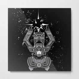 The Ravager of Worlds Metal Print