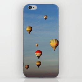 Hot Air Balloons - Cappadocia  iPhone Skin