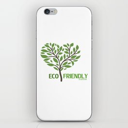 ECO Collection - model 3 iPhone Skin