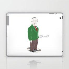 Igor Stravinsky Laptop & iPad Skin