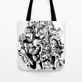 The Arthounds Tote Bag
