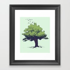 Arbor Vitae - Tree of Life Framed Art Print