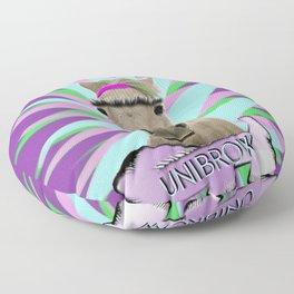 Unibrow Floor Pillow