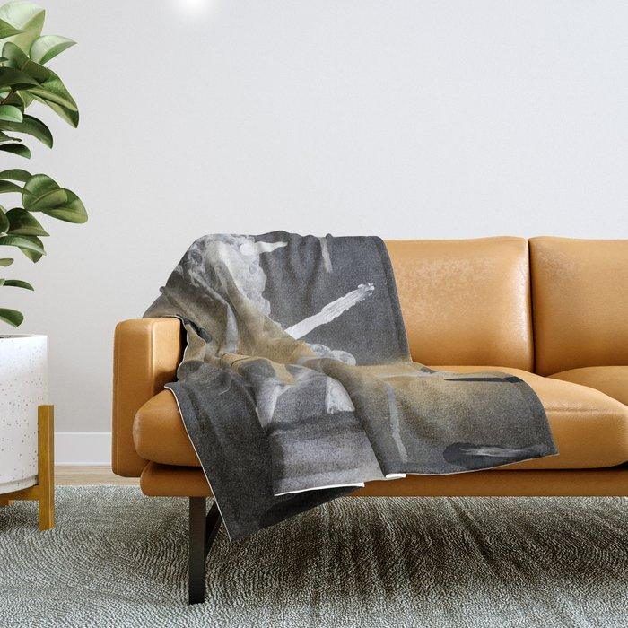 Composition 531 Throw Blanket