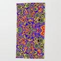 Cool colorful patterns abstract by walstraasart