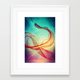 Travelling Framed Art Print
