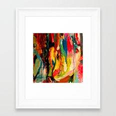la clef Framed Art Print