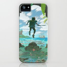 Pan - Classic Edition iPhone Case
