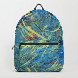 Abstract flower 3 Backpack