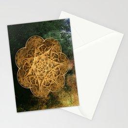 Celtic Gold Stationery Cards