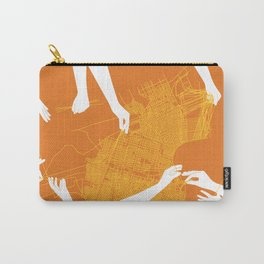 Crescent City Pull Carry-All Pouch