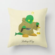 Tonberry King Throw Pillow