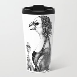 Tête-à-tête with Botticelli Travel Mug