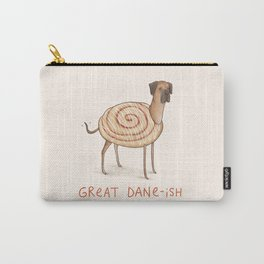 Great Dane-ish Carry-All Pouch