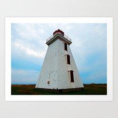 Cape Egmont Lighthouse Art Print