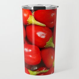 Red peppers Travel Mug