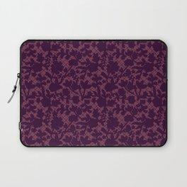 Lace - purple Laptop Sleeve
