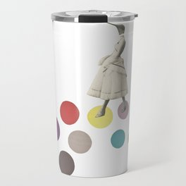 Bird Lady Travel Mug
