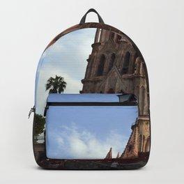 church san Miguel de allende Backpack