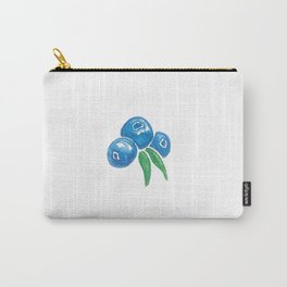 Why So Blueberry? Carry-All Pouch