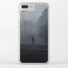 Sphere Clear iPhone Case