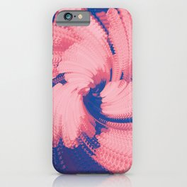 Roses Abstracted. Colour iPhone Case