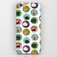 Scratch and Sniff iPhone & iPod Skin