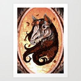 Saturnine Art Print