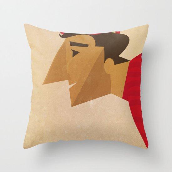 Fausto Throw Pillow