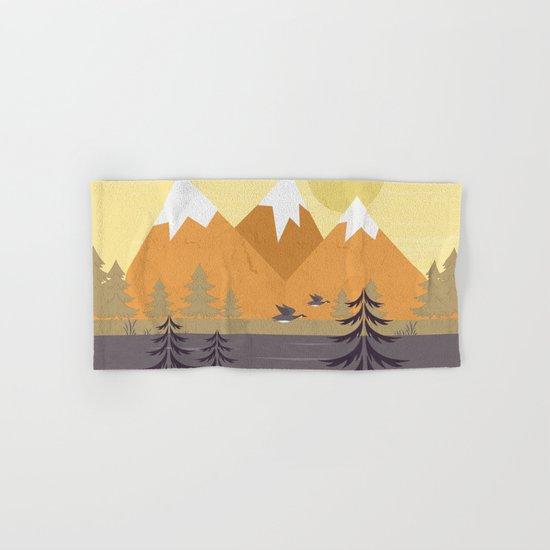 Canada Hand & Bath Towel