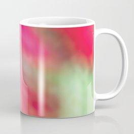 Pink Flower Dreaming Coffee Mug
