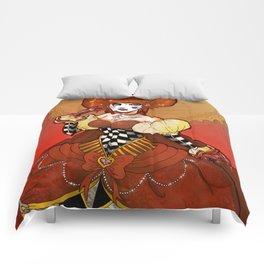 The Red Queen Comforters
