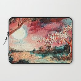 Spellbound sunset Laptop Sleeve