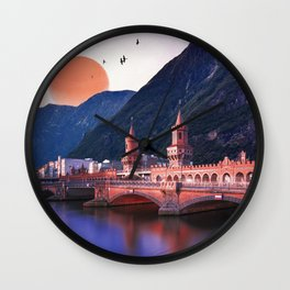 Good old days Wall Clock