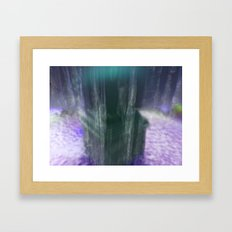 Pedestal Framed Art Print