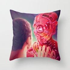 Interface Throw Pillow