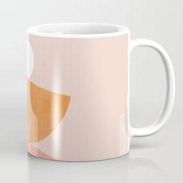 Abstraction_Balance_Round_Minimalism_001 Coffee Mug