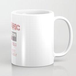 MECHANIC Safety Coffee Mug