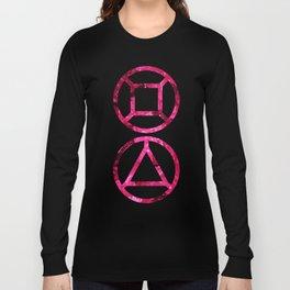 Garnet Candy Gem Long Sleeve T-shirt