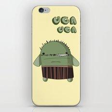 UGAH UGAH iPhone & iPod Skin
