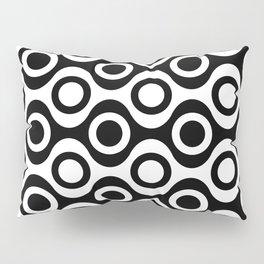 70s pattern opart Pillow Sham